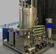 Aquazone Fillzone Bottling plant